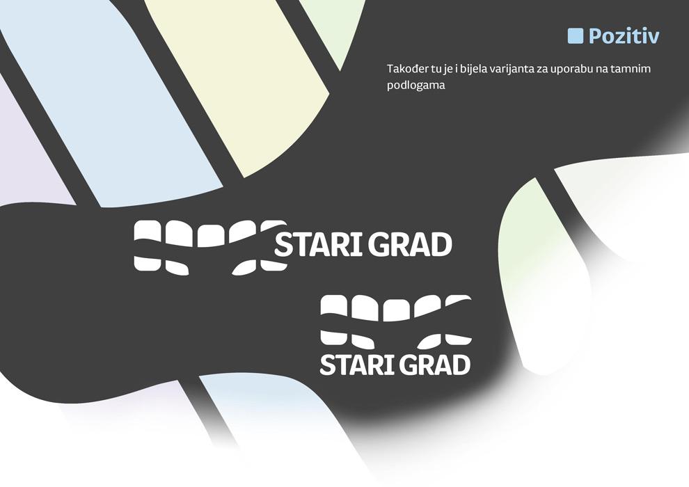 Logo color variation negative